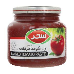 Sahar Tomato Paste - 1.550 kg