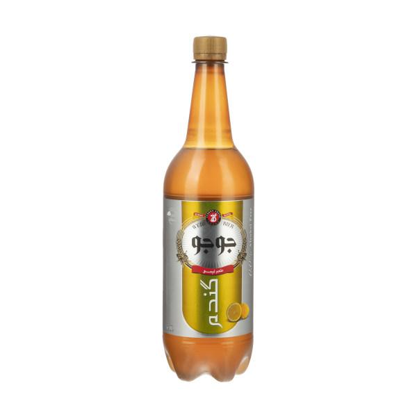 Jojo Non Alcoholic Beer with Lemon Flavor - 1 Li