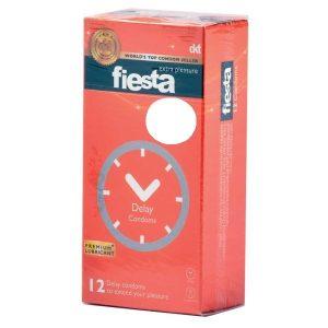 Fiesta Delay Condoms