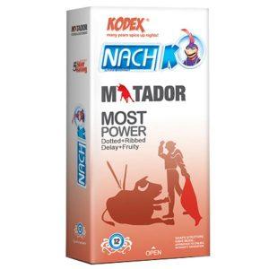 Kodex Matador Condoms Pack of 12pcs