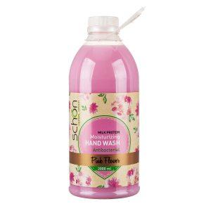 Schon Pink Flower Liquid Hand Wash 2L