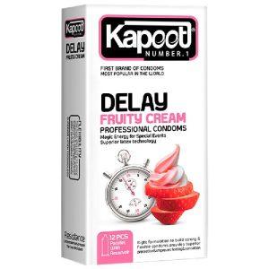 Kapoot Delay Fruity Cream