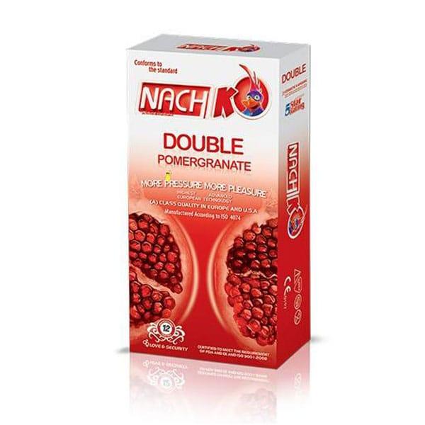 Kodex Double Pomegranate Condom 12pcs