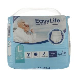 Easy Life Large Adult Protective Diaper 10pcs